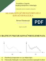 Neven Ukrainczyk - Metode Konacnih Elemenata i Konacnih Razlika