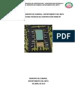 Especificaciones Ténicas Báscula Ganadera Cumaral Meta 4-05-2018