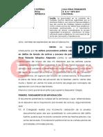 R.N. 1873 2017 Nacional Legis.pe