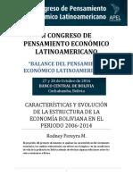 6. Estructura de La Economía Nacional