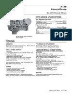 3512B Engine-Maintenance Intervals
