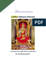 Lalitha Sahasra Namam - Brief Meaning.docx