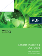 Leaders Preserving Our Future WPF Pace and Priorities on Climate Change November2010