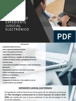 Uso Tramitación Judicial Electronica Rol Abogado