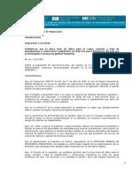 aptitud migratoria - formulario