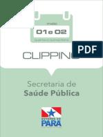 2019.05.01 e 02 - Clipping Eletrônico