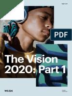 TheVision2020 Summary