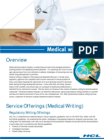 Medical Writing 0