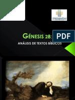 Génesis 28 10 -20 Original
