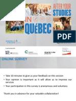 Presentation Living Quebec