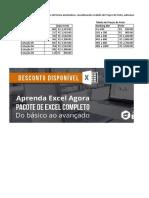 Planilha Função SE Aninhada - Ninja Do Excel