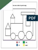 Ficha Figuras Geomètricas