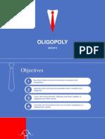 Oligopoly Report
