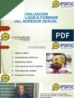 EVALUACION FORENSE DEL AGRESOR SEXUAL.pdf
