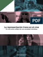 La representación trans en el cine