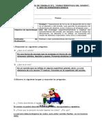 Solucionario Guía de Trabajo Ciencias Naturales