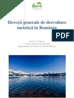 Directii Generale de Dezvoltare Turistică in Romania