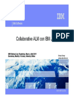Collaborative ALM Con IBM Jazz