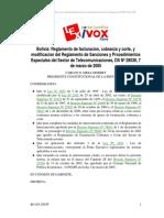 BO-DS-28038 Reglamento de Facturacion Cobranza y Corte
