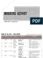 Eng Morning Report