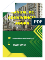 Manual de Convivencia Edificio Agora