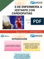 2. Cuidados de Enfermería a La Gestante Con Cardiopatías
