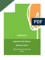 Manual Rutina de DL II Ciclo 2012