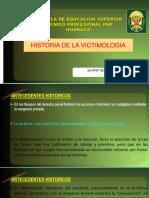 Historia Victimologia