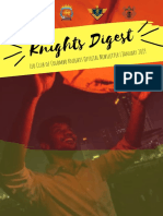 Knights Digest | Leo Club of Colombo Knight's Official Newsletter | January 2019