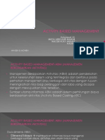 2. Activity Based Management