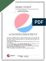 Nabeel Final Reports Pepsi