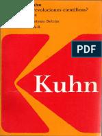 Kuhn Thomas-Que Son Las Revoluciones Cientificas