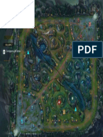 Mapa esboço