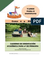 Caderno de 6º de Educación Primaria 2019