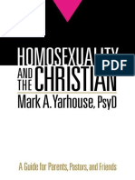Homosexuality and the Christian_ a Guide f - Yarhouse PsyD, Mark A