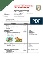 1sesión de Aprendizaje Helicoidal Imprimir Mery