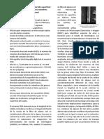 Tecnologia de Analisis Quimico-perfil Tecnico