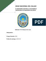 Informe 5 Ensayo de Vacio SCRIBD