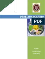 El Derecho Agrario en Venezuela - Monografias.com