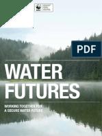 Water Futures Report 2010
