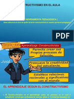 Constructivism o Powerpoint