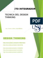 Sesión Sem. 3 - Design Thinking 2019