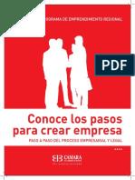 Conocelos Pasos Para Crear Empresa..