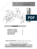 Catalogo parcial pecas cnh