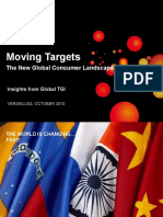 Moving Targets - The New Global Consumer Landscape