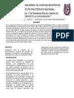 Practica7 Cinetica de las reacciones quimicas