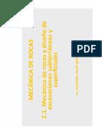 2.1 Mecanica de rocas y diseño de excavaciones  -  Solo lectura.pdf