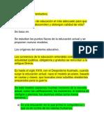 La Educación Prohibida - Analisis