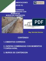 Concreto armado - Zapata de Muro de Concreto