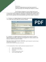 SAP Configurar Imposto INSS Patronal